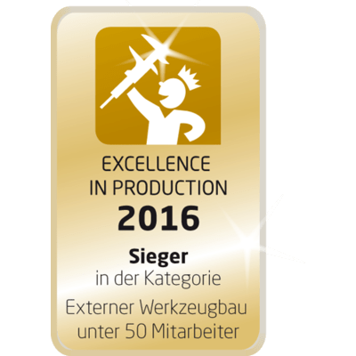 Excellence in Production Sieger 2016