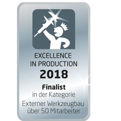Excellence in Production Finalist 2018